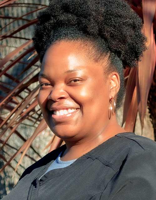 Kemisha Grant, Fox Home Health Client Services Representative