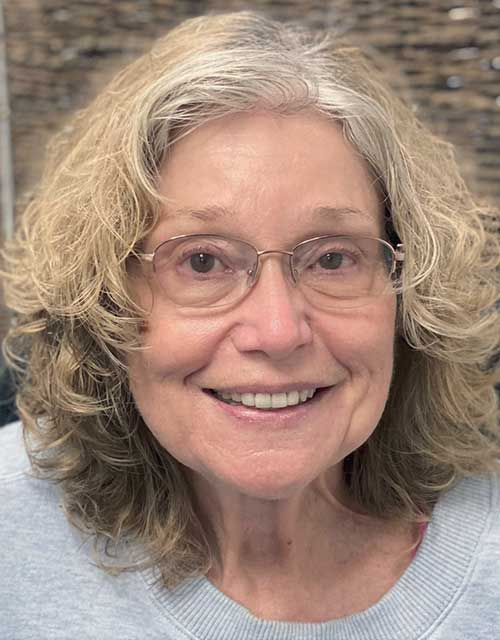 Carol Robinett, Fox Home Health Social Service Supervisor
